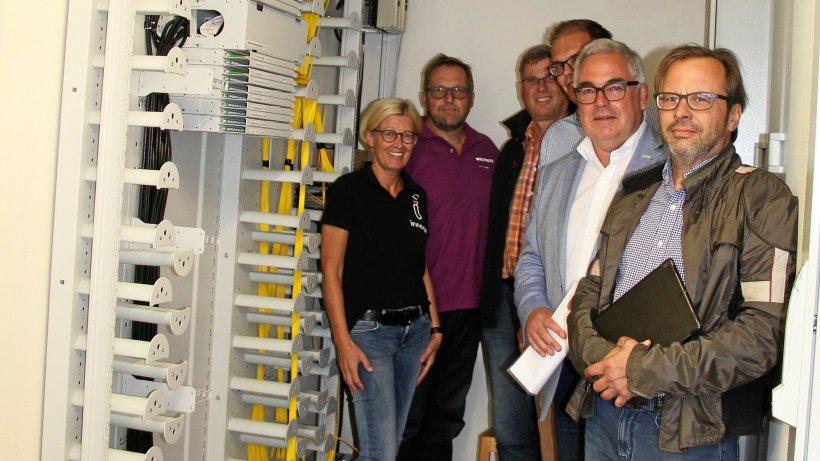 Schnelles Netz: Innogy schreibt in Olsberg die Kunden an - Westfalenpost