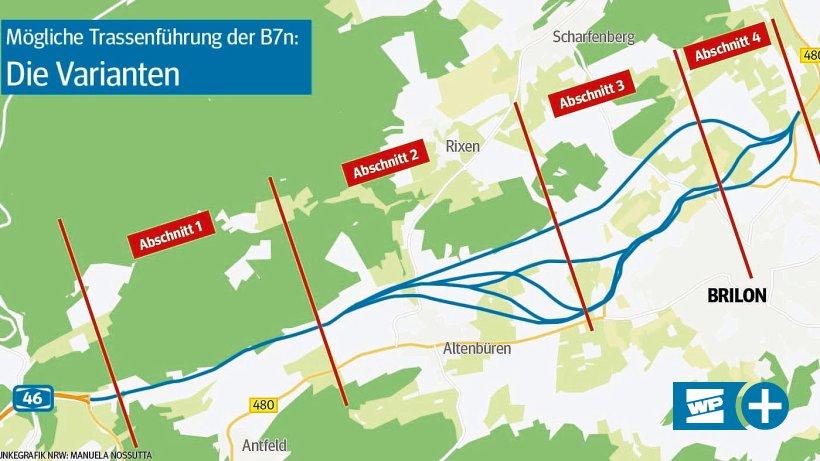 B7n bis Brilon: Straßen-NRW muss Tierwelt erneut kartieren