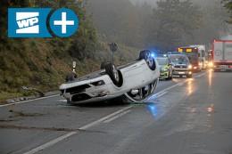 Olsberg: Staatsanwaltschaft ermittelt nach Unfalltod auf K15