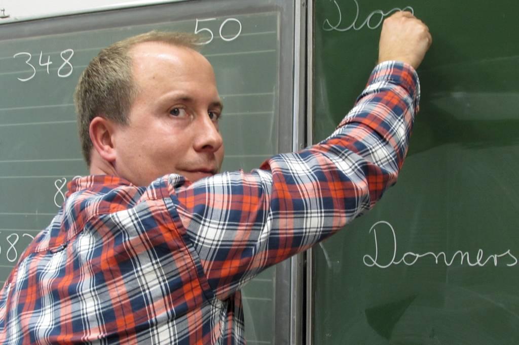 """Der """"Herr Lehrer"""" als Exot an der Grundschule   wp.de   Arnsberg"""