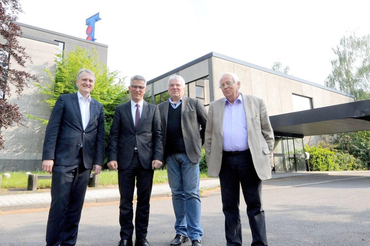 Neue Katholische Krankenhaus Zentrale In Hagen Wpde Hagen