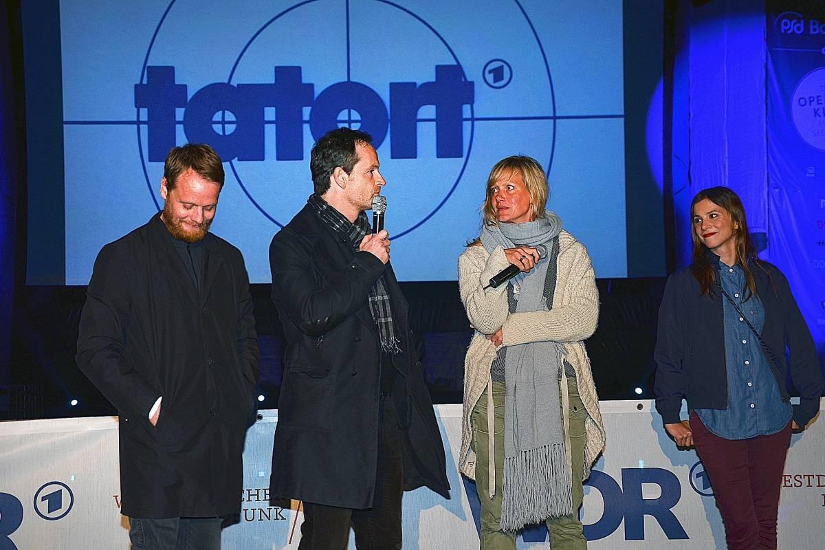 Jörg Hartmann Gibt Beim Dortmund Tatort Den Entertainer Wpde