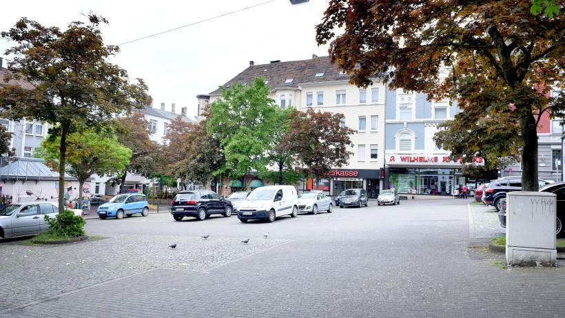 Neues Gesicht Für Den Wilhelmsplatz In Hagen Wpde Hagen