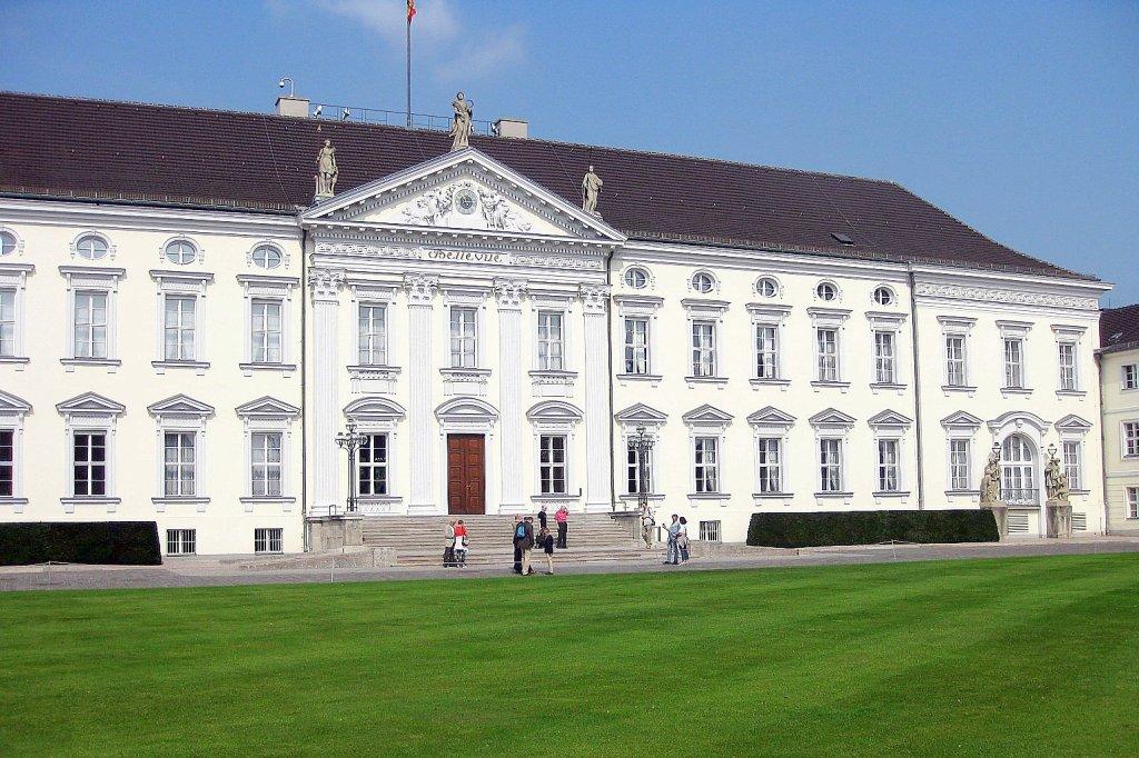 Bürger aus dem HSK beim Bundespräsidenten | wp.de | Altkreis Brilon