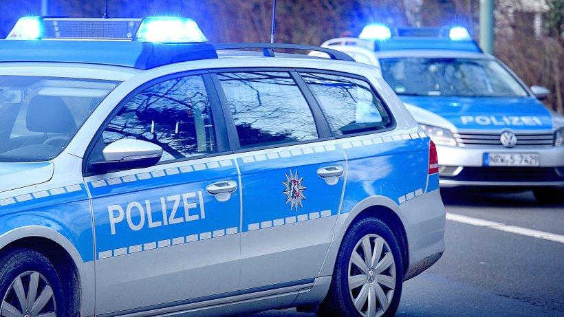 Diebstahl: Diebe brechen in Niederbergheim Baumaschine auf