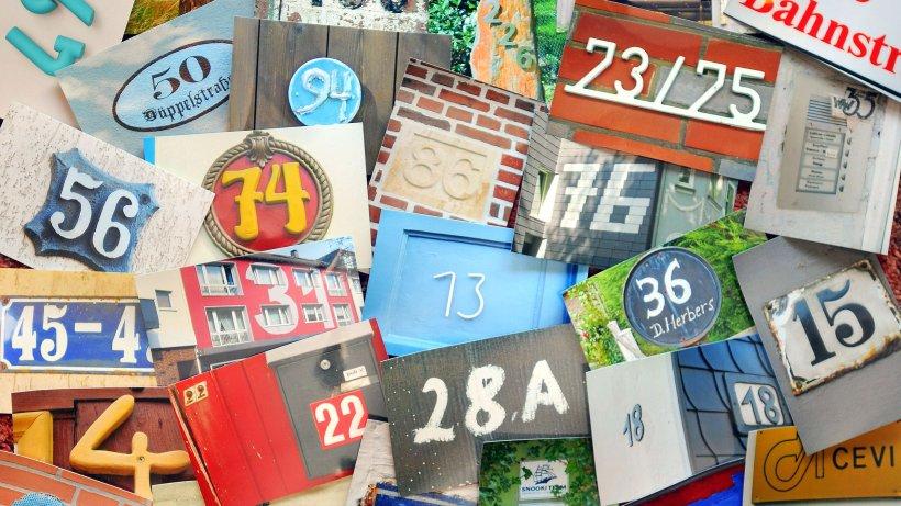 nummern sind pflicht an jedem haus nachrichten aus bottrop. Black Bedroom Furniture Sets. Home Design Ideas