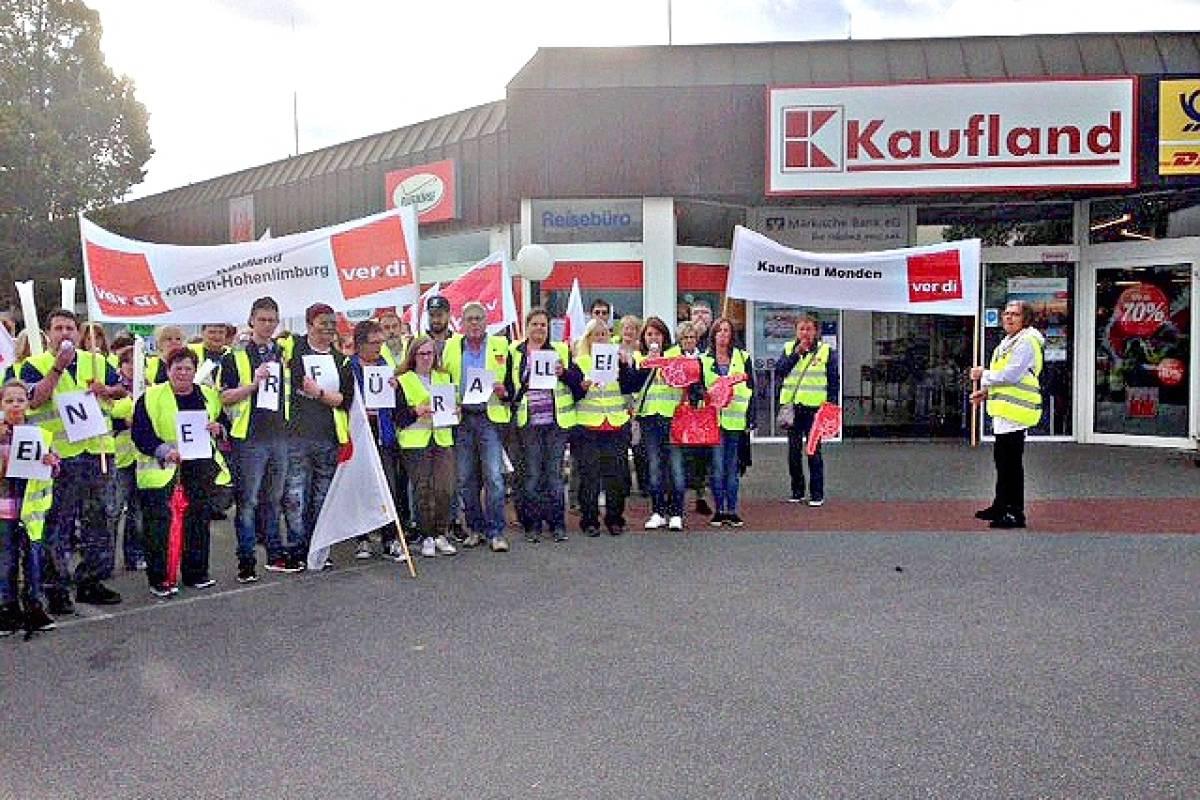 Kaufland Hagen Hohenlimburg Hagen
