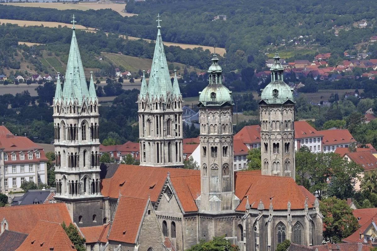 Naumburger Weihnachtsmarkt.Naumburger Dom Ist Nun Unesco Welterbe Wp De Reise