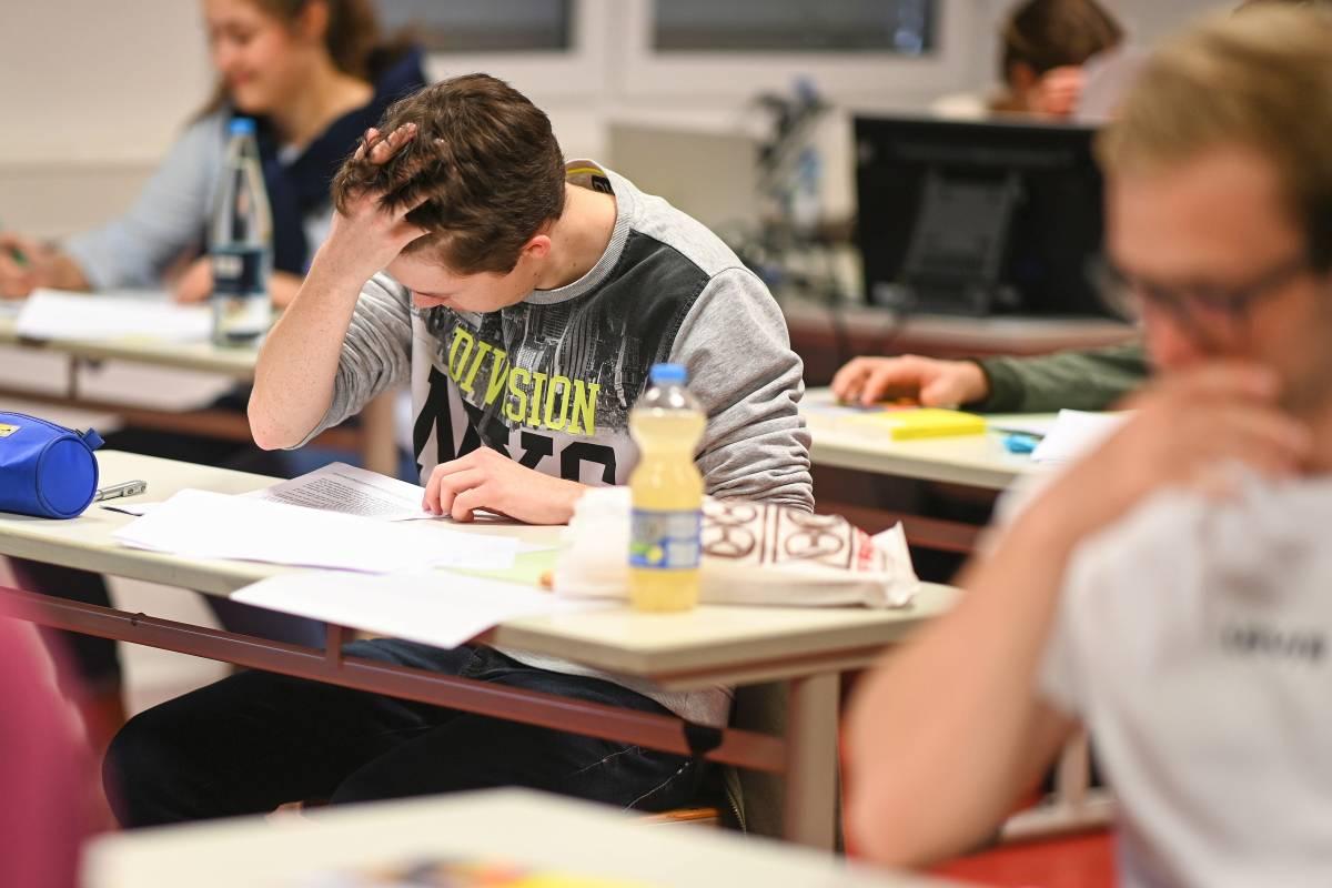"""NRW-Schüler kritisieren Mathe-Abi: """"Viele waren überfordert"""