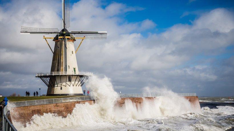 Reise in die Niederlande: Bunter Herbst in Zeeland