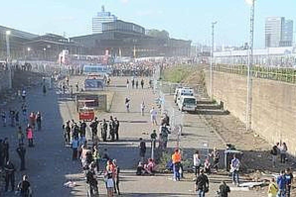 Krieger Will Kapelle Auf Loveparade Gelände Bauen Wpde Duisburg