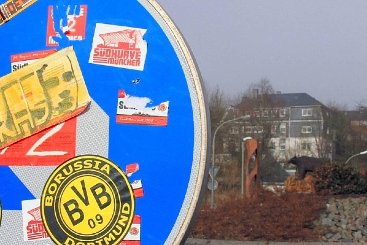 Ultra Aufkleber überall In Bad Berleburg Wpde Wittgenstein