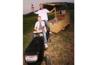 Mendener Bauen Wanderwagen De Luxe Für Mai Wanderung Wp De Menden