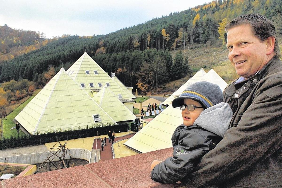 wetter sauerland pyramiden