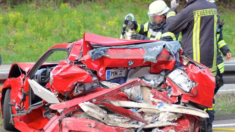 Unfall A45 Heute Gießen