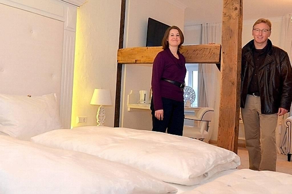 Wie aus dem Heimathaus ein Hotel wird | wp.de | Wittgenstein