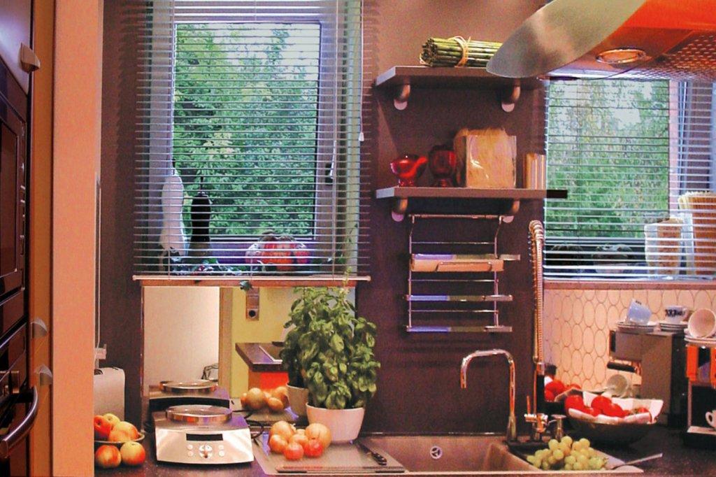 Mit etwas Farbe und Licht erstrahlt die Küche in neuem Glanz | wp.de ...