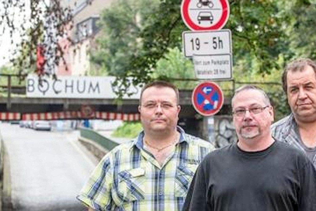 bochum gußstahlstraße