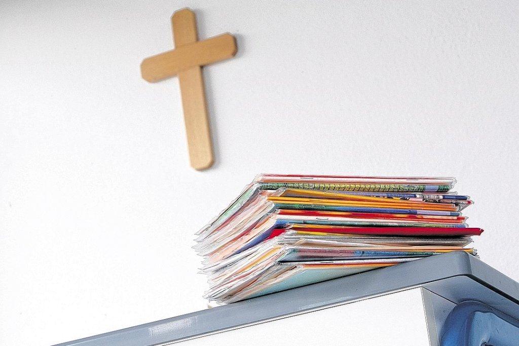 Eine Religionsstunde für Schüler beider Konfessionen | wp.de | Sauer ...