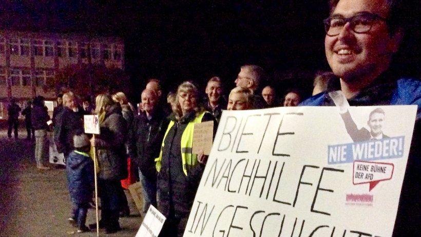 AfD-Kreisparteitag in Neheim abgebrochen - WP News