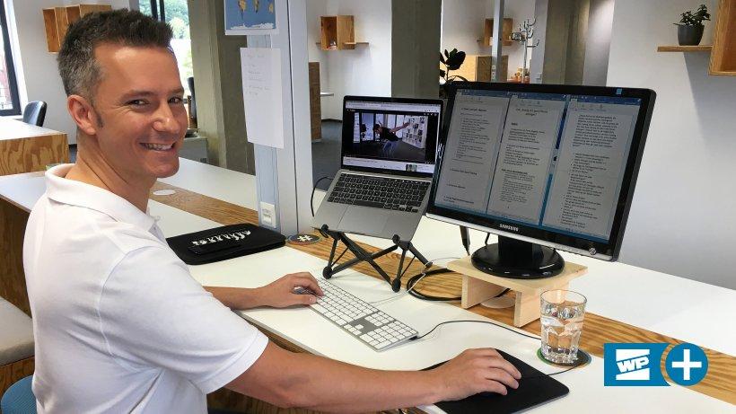 Neheim: Physiotherapeut hilft online gegen Schmerzen