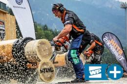 Winterberg: Darum war Sportholzfäller Dirk Braun eine Ikone