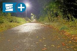 Radexpressweg Arnsberg: Radfahrern geht ein Licht auf