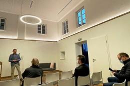 Haus Mines: Warum Balves UWG an Raum interessiert ist