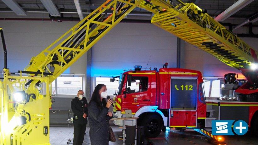 Das neueste Fahrzeug der Feuerwehr Ennepetal ist der