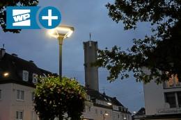 Straßenbeleuchtung: LED-Technik spart Schwelm viel Geld