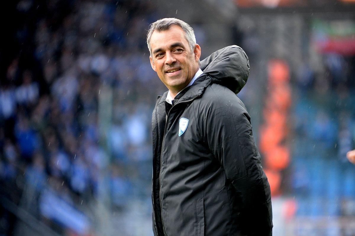"""VfL-Trainer Dutt: """"3000 Bochumer Fans sind Motivation genug"""""""