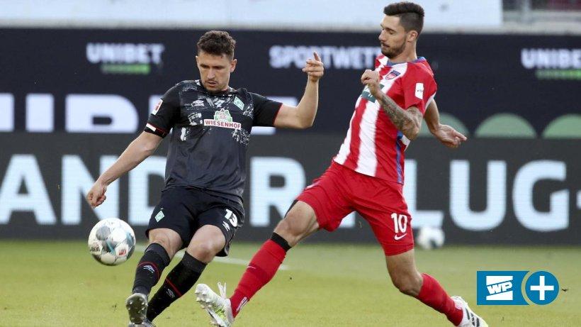 Störung bei DAZN - Ärger bei Relegationsspiel mit Werder