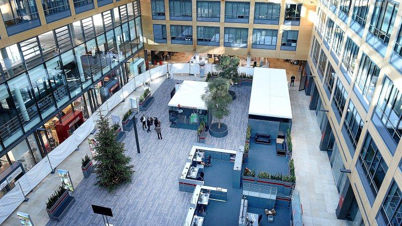 Vor Neu-Eröffnung: So sieht es im Sparkassenkarree Hagen aus - WP News