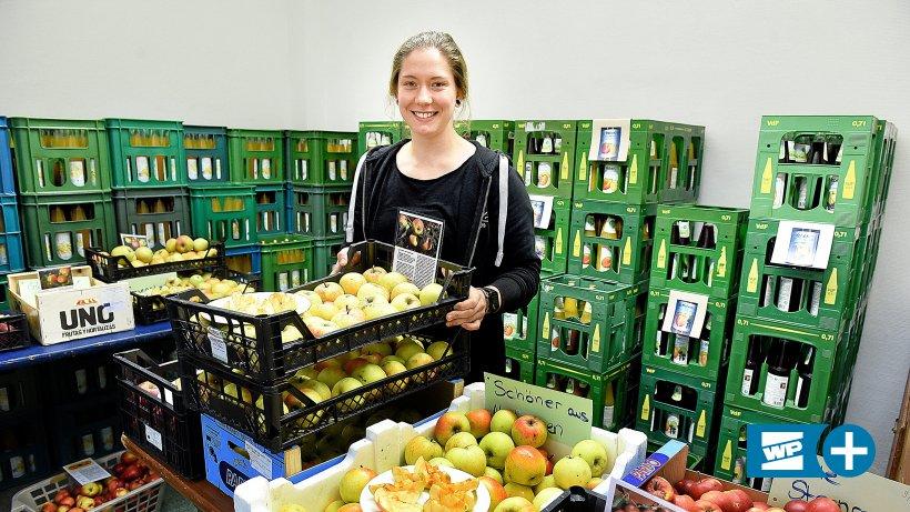 Bio-Station Hagen: Altes Obst für Allergiker geeignet