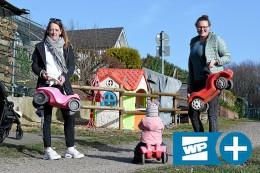 Breckerfeld: Spielgeräte von Tagespflege gestohlen