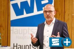 Hagen hat einen neuen Umweltdezernenten: Sebastian Arlt