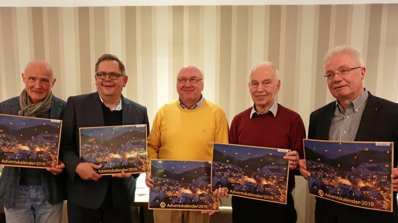 Schmallenberg: Diese Preise warten im Lions-Adventskalender - WESTFALENPOST News