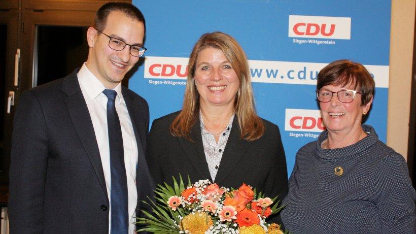 Bürgermeisterwahl: CDU Wilnsdorf nominiert Christa Schuppler - Westfalenpost