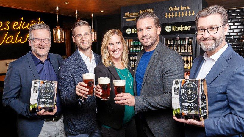 """""""Brewers Gold"""": Warsteiner bringt Neuheit auf den Markt - WESTFALENPOST News"""