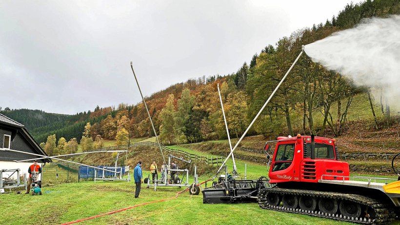 Schmallenberg: Liftbetreiber stellen Weichen für den Winter - WESTFALENPOST News