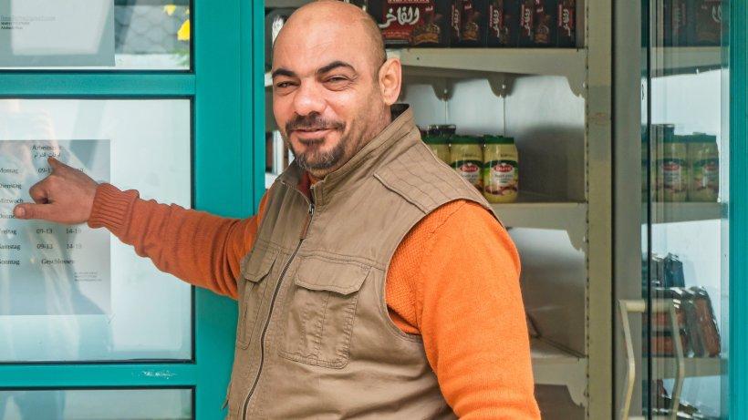 Orientalischer Händler kommt aus dem Irak ins Herz von Balve - Westfalenpost