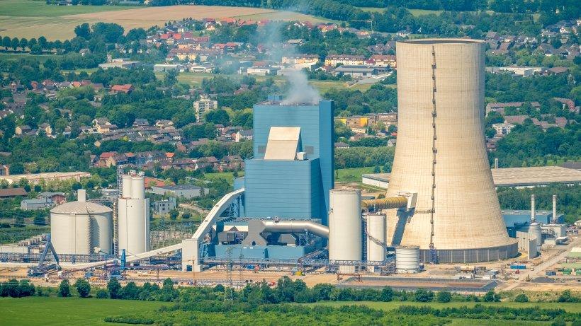 Streit um Kohlekraftwerk Datteln IV: BUND attackiert Laschet - WESTFALENPOST News