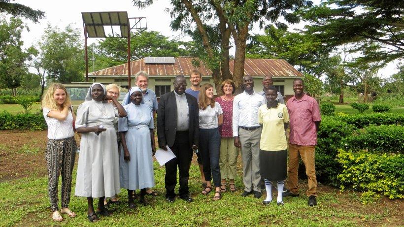 Was für Ugandakreis ein Abenteuer in Afrika war - Westfalenpost