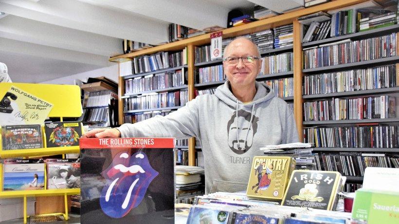 """Ob CD oder Vinyl: """"Die Schallplatte"""" in Winterberg wird 40 - Westfalenpost"""
