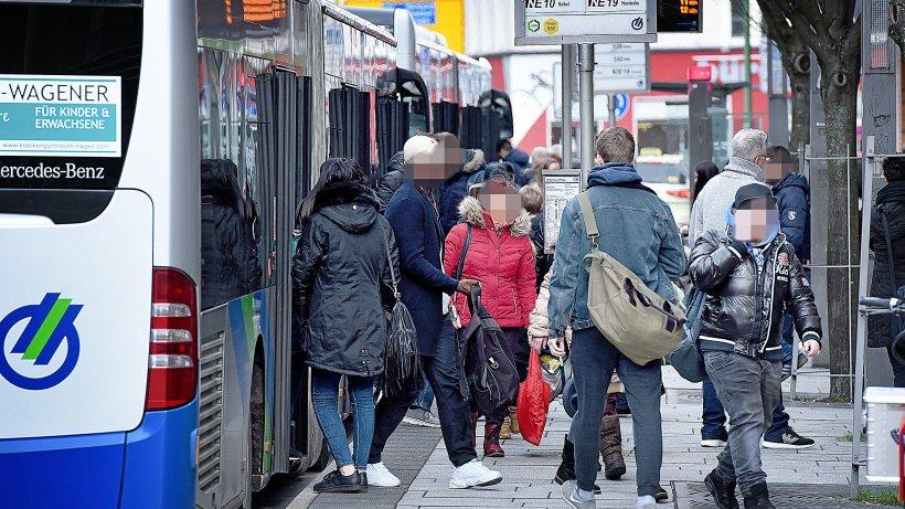 Enger Takt, neue Linien: Viel Neues im Bus-Netz in Hagen - WP News