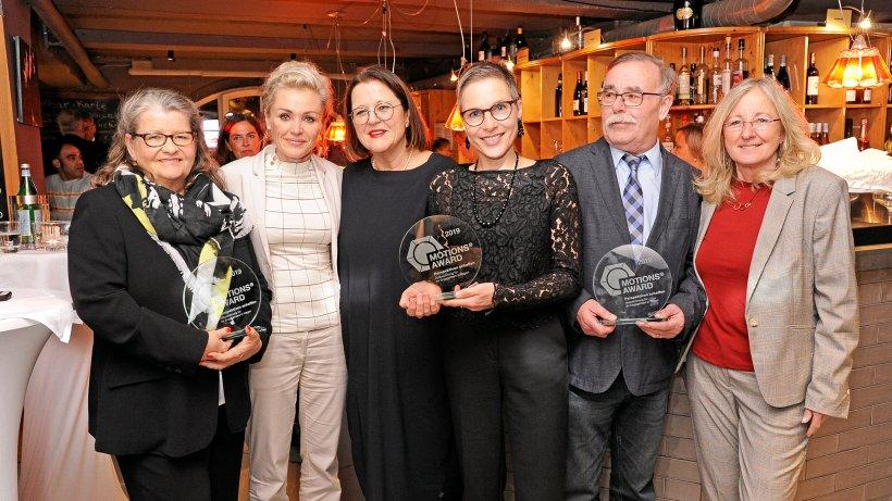 Hagen: Überraschung bei der Verleihung der Motions Awards - WP News