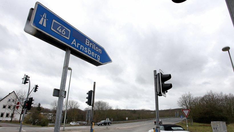 """Schneller zum Job in Arnsberg über """"neue"""" A46 - WP News"""