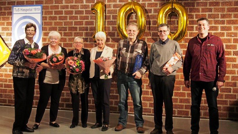 Ennepetal: TuS Haspetal feiert 100-jähriges Bestehen - Westfalenpost