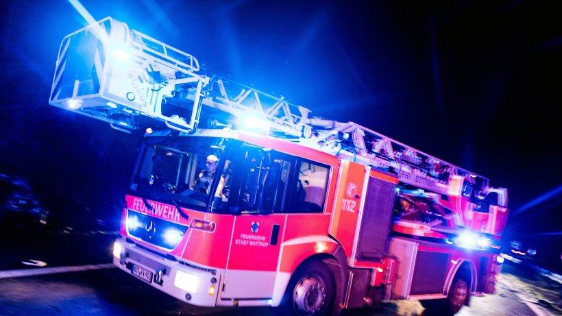 Verkehrsunfall in Obermarsberg nach internistischem Vorfall - Westfalenpost