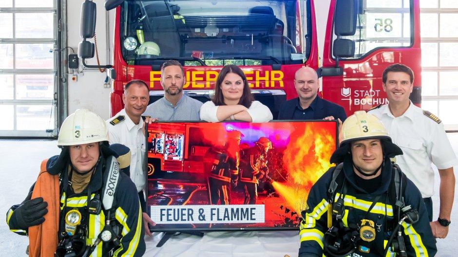 Feuer Und Flamme In Bochum Was Die Dritte Staffel Bietet Waz De